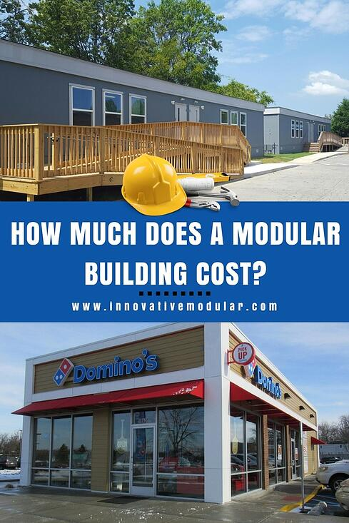 How much does a modular building cost?  What is the cost of a modular building?