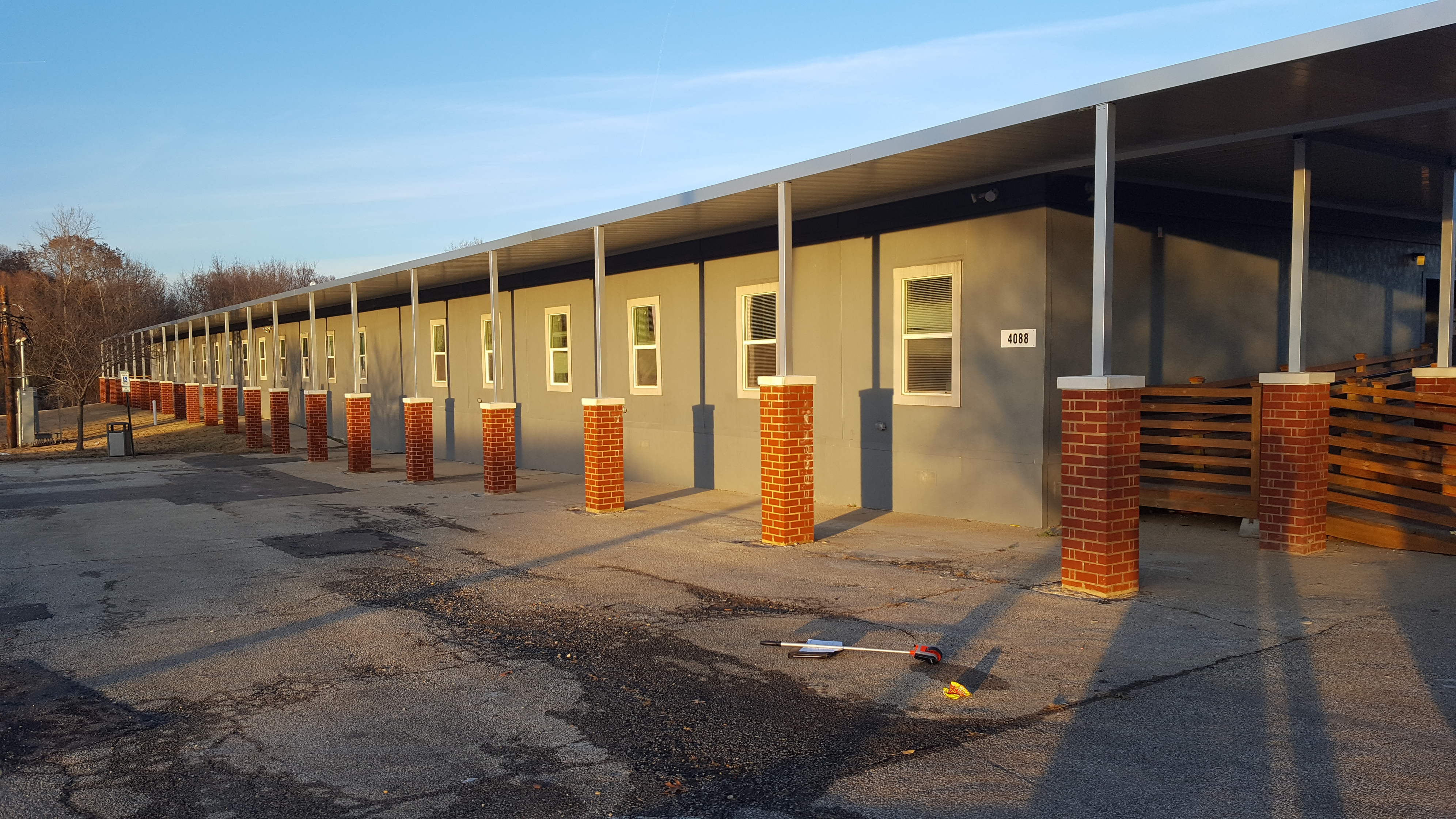 Permanent Classrooms in MemphisTennessee